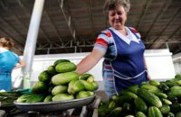 Польская сеть магазинов выдавала украинские огурцы за отечественные для их лучшей продажи