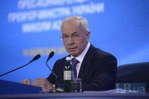 Азаров рассказал о превосходстве украинского авиапрома над российским