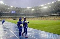 МВД Украины просит ФФУ проводить футбольные матчи без зрителей