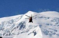 На курорті Куршавель розбився вертоліт, загинуло дві людини