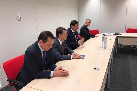 Луценко в Брюсселе обсудил наказание виновных в катастрофе МН17 на Донбассе