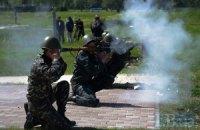 У Нових Петрівцях проходять навчання Другого батальйону Нацгвардії (фото додаються)