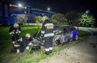 В Днепре в ДТП погибла женщина-пешеход и пассажирка автомобиля