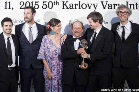 На кінофестивалі в Карлових Варах переміг фільм про лісоруба з України