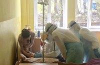 Минздрав: за месяц количество госпитализированных с COVID-19 выросло почти вдвое