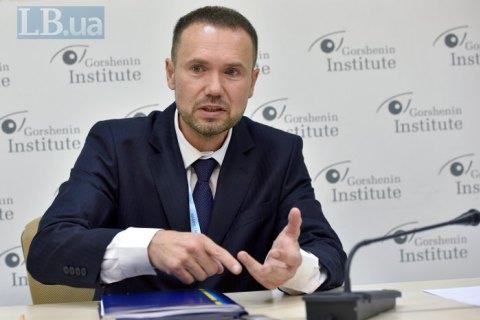 """Шкарлет заперечив, що заявляв в інтерв'ю про """"підтримку поглядів і принципів Партії регіонів"""""""