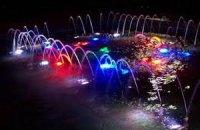 В Киеве начался демонтаж фонтанов
