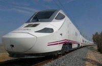 РЗ можуть відмовитися від запуску швидкісних потягів до Києва