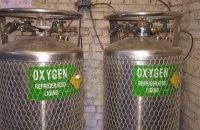 Збільшення поставок рідкого кисню на Хмельниччину