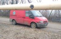 В результаті обстрілу Новолуганського перебито газопровід