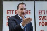 У Швеції парламент знову висловив вотум недовіри прем'єр-міністру Левену
