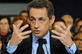 Саркози требует ввести санкции против Ливии