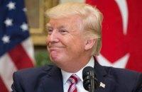 Трамп прокоментував падіння свого рейтингу
