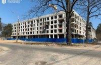 ДБР розслідує незаконне будівництва житлового кварталу в Пущі-Водиці