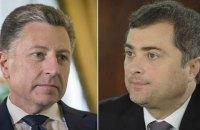 Российский посол заявил о подготовке встречи Суркова и Волкера
