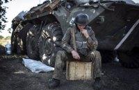 На Донбасі ворог здійснив три провокативні постріли, без втрат