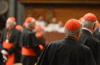 В США составили черный список кандидатов в понтифики