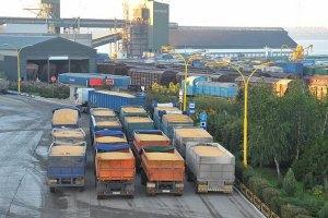 Импорт товаров в Украину превысил экспорт на $9,5 млрд
