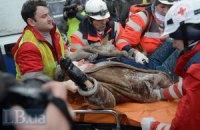 У лікарні помер активіст, поранений на Грушевського