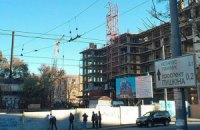 В Днепропетровске задержали начальника стройплощадки, на которой упал кран