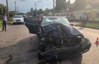 В Черкассах в ДТП на пешеходном переходе погибла семья участника АТО