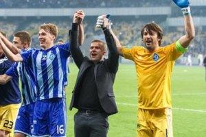 Ребров установил уникальное достижение в украинском футболе