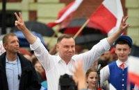 Польща звинуватила Німеччину у втручанні в президентські вибори