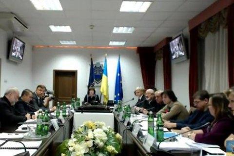 Список претендентов на пост антикоррупционного прокурора сократился до семи