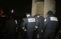 Полиция пыталась разогнать митинг в Кривом Роге