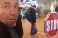 Мэра Донецка видели в Брюсселе