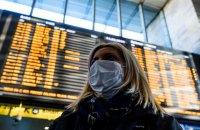 В Італії за добу число інфікованих коронавірусом зросло майже на 100 осіб