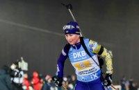 Оптимістичні прогнози жіночого біатлонного спринту чемпіонату Європи зазнали краху