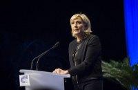 Марін Ле Пен переможе в першому турі президентських виборів, - дослідження