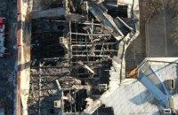 Під завалами згорілого одеського коледжу виявили тіло жінки