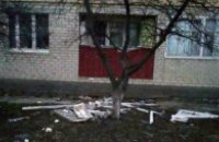 Двоє чоловіків постраждали в результаті вибуху газу в Харківській області
