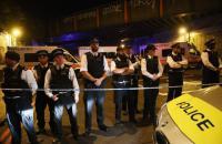 В Лондоне фургон наехал на толпу людей у мечети, есть жертвы (обновлено)