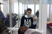 Результати перевірки Савченко на детекторі брехні не будуть оприлюднені до суду
