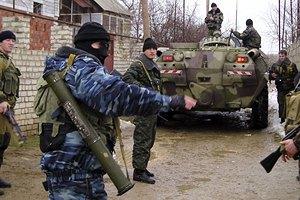 У дагестанському селі почався бій між силовиками і бойовиками