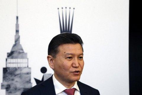 Исполком ФИДЕ больше не хочет видеть Илюмжинова на должности президента