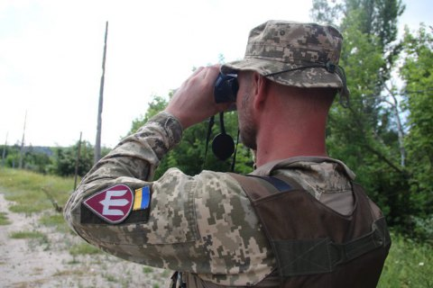С начала суток боевики не открывали огонь на Донбассе, - штаб ООС