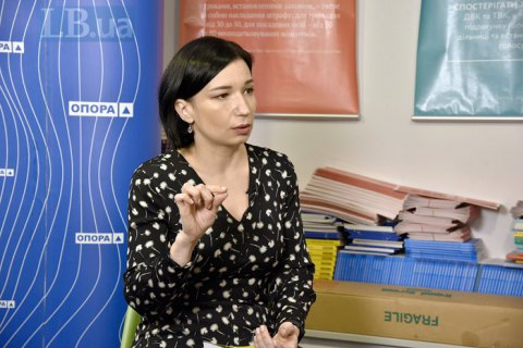 Только политически проинформированные граждане смогут проголосовать и за список партии, и за кандидата, - Айвазовская