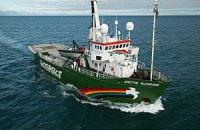 Украинца с судна Arctic Sunrise обвинили в хулиганстве