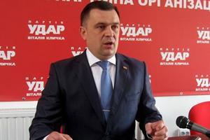 УДАР поддержит введение военного положения на Донбассе