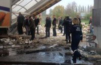 Унаслідок вибуху на АЗС у Переяслав-Хмельницькому загинули чотири людини (виправлено)