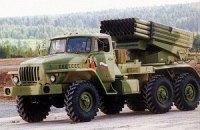 Штаб АТО сообщил о переброске 1,5 тыс. солдат из России