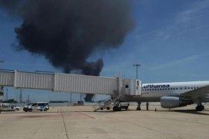 В Іспанії розбився військовий літак: загинули 3 людини