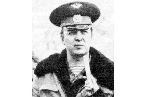 Юрий Костенко известный как Черный комбат