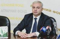 """Кабмін відсторонив главу """"Аграрного фонду"""""""