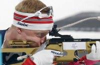 Норвежский биатлонист Йоханнес Бё - олимпийский чемпион-2018 в индивидуальной гонке