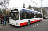 Началось производство украино-белорусских троллейбусов